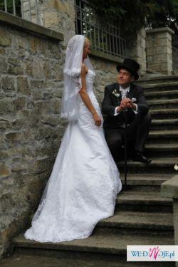 Sprzedam suknię ślubną ANNAIS BRIDAL CARLA - kolekcja 2010
