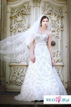 Sprzedam suknię ślubną Annais Bridal Ceremony Grace rozm 38 wzrost 170cm