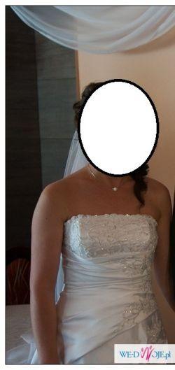 Sprzedam suknię ślubną ANNAIS BRIDAL FRANCESCA roz.36-38