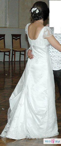 sprzedam suknię śłubna Annais Bridal model Kristi roz. 38/40
