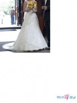 sprzedam suknie ślubną Annais Bridal model MOON