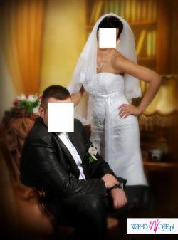 Sprzedam suknie ślubna Annais model Marys