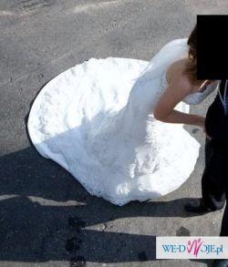 Sprzedam suknię ślubną Arlington- rybka