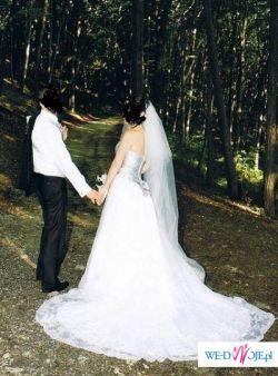 Sprzedam suknię ślubną Aspera by Alicja Eklow 2009 rozm. 36/38