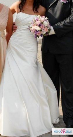 Sprzedam suknię ślubną Atelier diagonal 2808 z salonu LA SPOSA