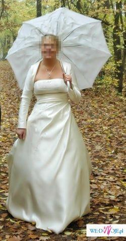 Sprzedam suknię ślubną - Atelier Diagonal 320!