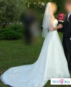 Sprzedam suknię ślubną Atelier Diagonal 805