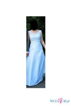 sprzedam suknię ślubną Atelier Diagonal 820 białą