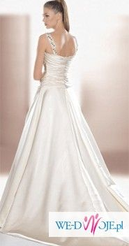 Sprzedam suknię ślubną atelier Diagonal model 1838, rozm.38/40