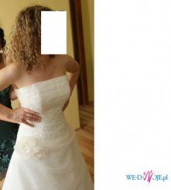Sprzedam suknię ślubną Atelier Diagonal model 310