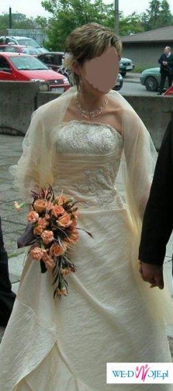 Sprzedam suknię ślubną Atelier Diagonal model 312