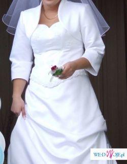 Sprzedam suknie ślubną b. ładną. cena 300 zł do negocjacji Żywiec