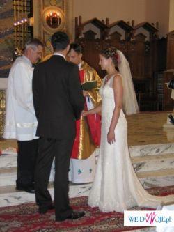 Sprzedam suknię ślubną BAGDAD ST. Patrick