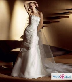 Sprzedam suknię ślubną Ballmoral projektanta San Patrick