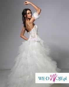 sprzedam suknie ślubna BANJO-firmy CEMBELINE