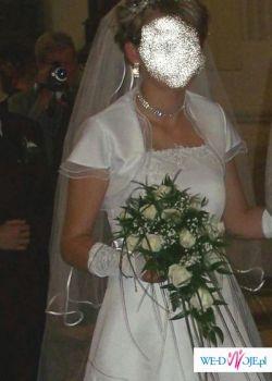 Sprzedam suknię ślubną  BARDZO TANIO