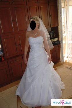 Sprzedam suknię ślubną Blue Amsterdam (2008/2009)