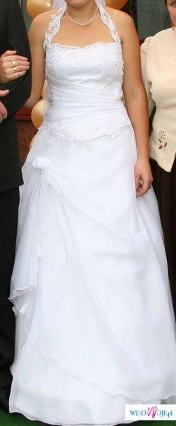 sprzedam suknie ślubną cena 500zł