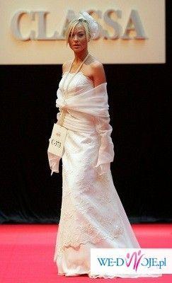 Sprzedam suknię ślubną  CLASSA C373