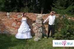 Sprzedam Suknię Ślubną CLASSA+GRATIS bolero i welon