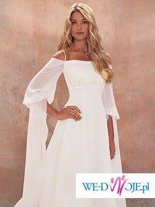 Sprzedam suknię ślubną Cosmobella 7061