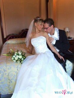 Sprzedam suknie ślubną Cosmobella USA