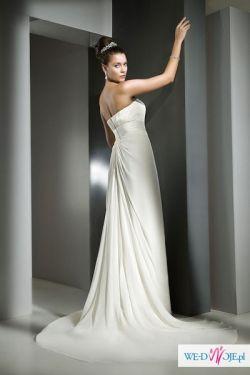 Sprzedam suknię ślubną Cospobella z kolekcji 2011