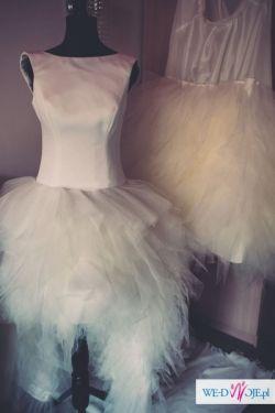 Sprzedam suknię ślubną Cymbeline Haora 2014