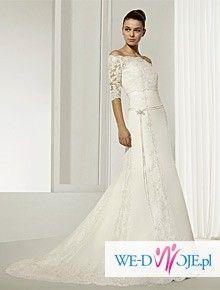 Sprzedam suknię ślubną DANA z kolekcji Aire Barcelona