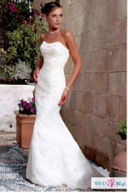 Sprzedam suknię ślubną Demetrios 1248a