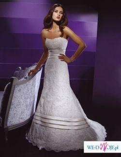 Sprzedam suknie slubna demetrios 2008 model 955