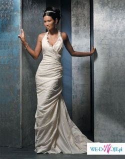 sprzedam suknię ślubną Demetrios 3047 - piękna i wygodna