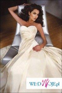 Sprzedam suknię ślubną Demetrios 914