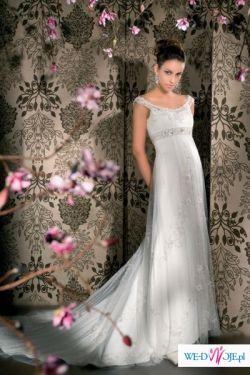 Sprzedam suknię ślubną Demetrios 9705