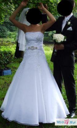 Sprzedam suknię ślubną Dolce firmy Elizabeth-Konin