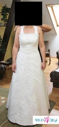 Sprzedam suknię ślubną Doria r.40/42