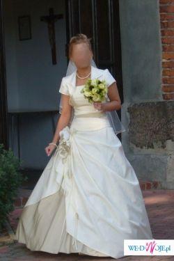Sprzedam suknię ślubną Draperia firmy Sposa