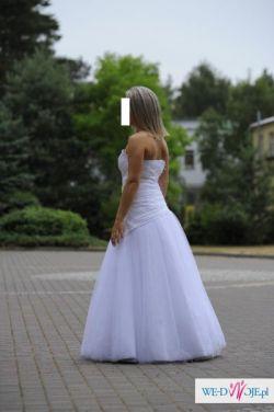 Sprzedam suknie ślubną DUBER