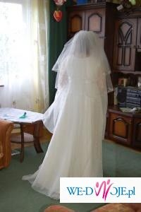 sprzedam suknie ślubną Ecru