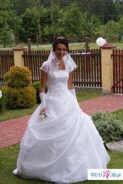 sprzedam suknie ślubną editte z salonu dalida