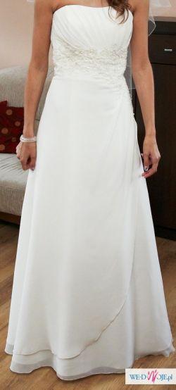 Sprzedam suknię ślubną Egipt (Marietta Mariage)