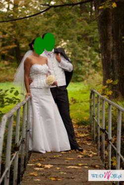 Sprzedam suknię ślubną Elizabeth Konin