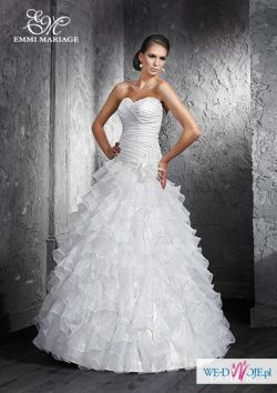 Sprzedam suknię ślubną Emmi Mariage, model Dolores 2012