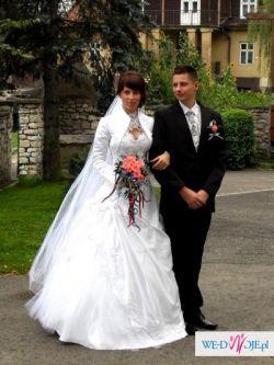 Sprzedam suknię ślubną Emmi mariage model romance