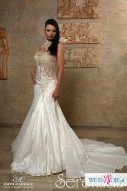 e328450dc3 sprzedam suknię slubną emmi mariage model serenada rozm. 36 38 ...