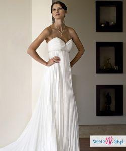 Sprzedam suknię ślubną ENOLA HERM'S 38 - tanio