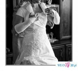 Sprzedam suknie ślubną ESTERA