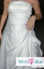 sprzedam suknie ślubną EVA SASS
