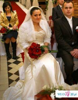 Sprzedam suknię ślubną Fanal-La sposa-cena 1500 zł