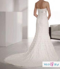 Sprzedam Suknie Ślubna Fara sposa 5605